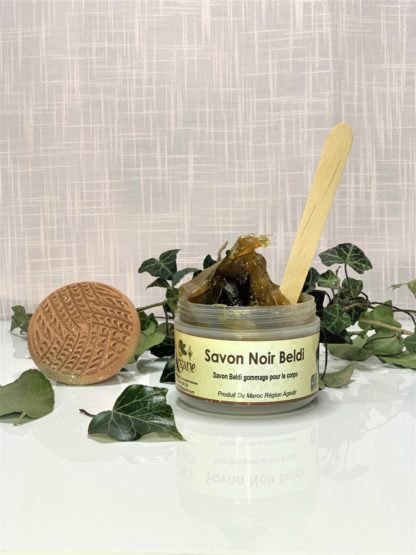 Savon noir Beldi Maroc - Pimargane